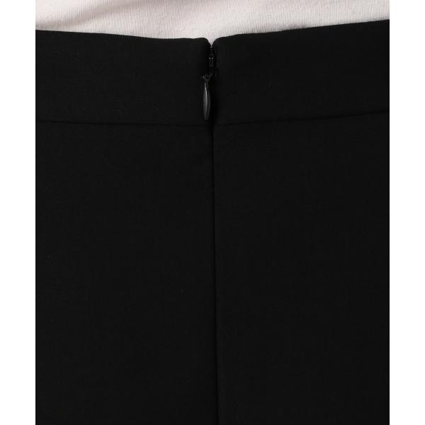 【セットアップ対応】リラクションツイル ラップスカート