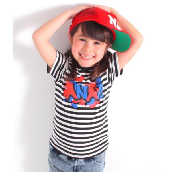 マルイウェブチャネル[マルイ]【セール】グラフィティプリントTシャツ/アナップキッズ&ガール(ANAP KIDS&GIRL)