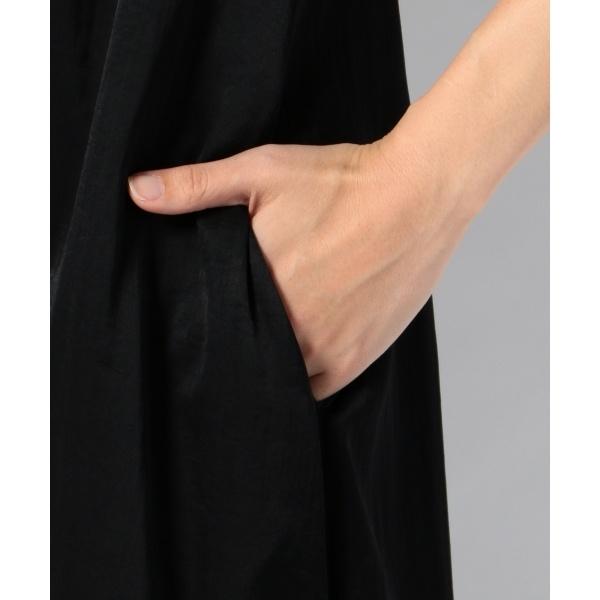 WRINKLE DRY SATIN [BECK] ドレス / ワンピース
