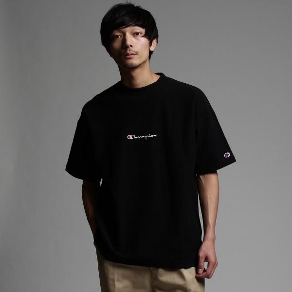 Champion for tk.TAKEO KIKUCHI ビッグTシャツ