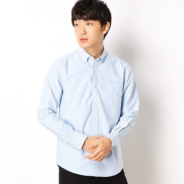 【18SS】PLAYBOY別注 BD OXシャツ