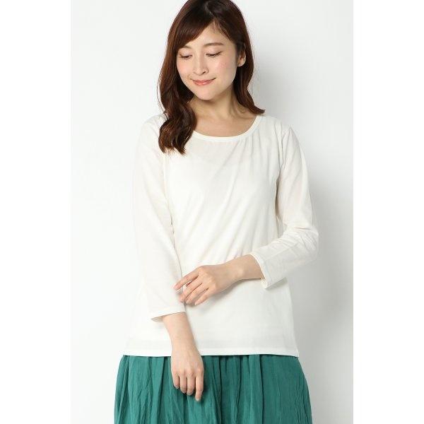 [マルイ]【セール】コットンcomfortable7分Tシャツ/LBC アパレル(LBC)
