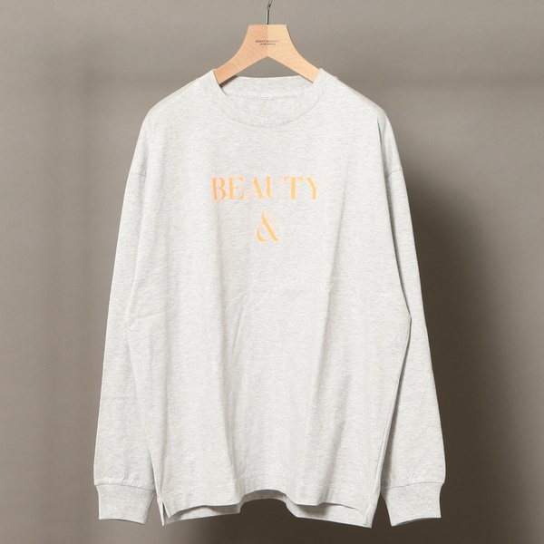 BY B&Y ロングスリーブ Tシャツ