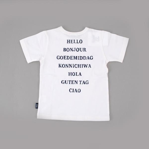 天竺ヨーロッパTシャツ