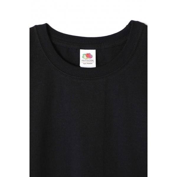 FRUIT OF THE LOOMバックプリントTシャツ