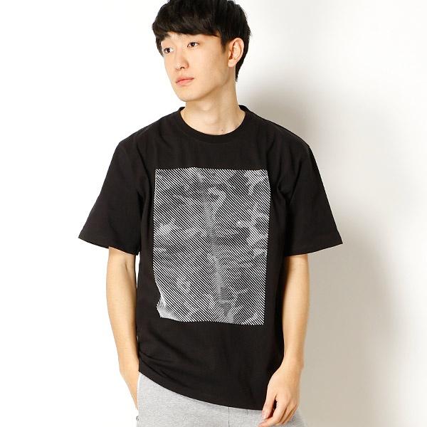 [マルイ]【セール】【AKM Contemporary】AKM Rhinestone t-shirts/アドポーション(ADOPOSION)