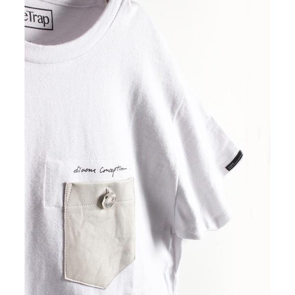 [マルイ] GARNI x RATTLE TRAP シルバーアクセサリ付きTシャツ/ラトルトラップ(RattleTrap)
