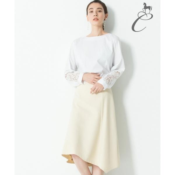 [マルイ]【セール】【Class Lounge】COTTON DOUBLE スカート(検索番号Y55)/自由区(JIYUKU)