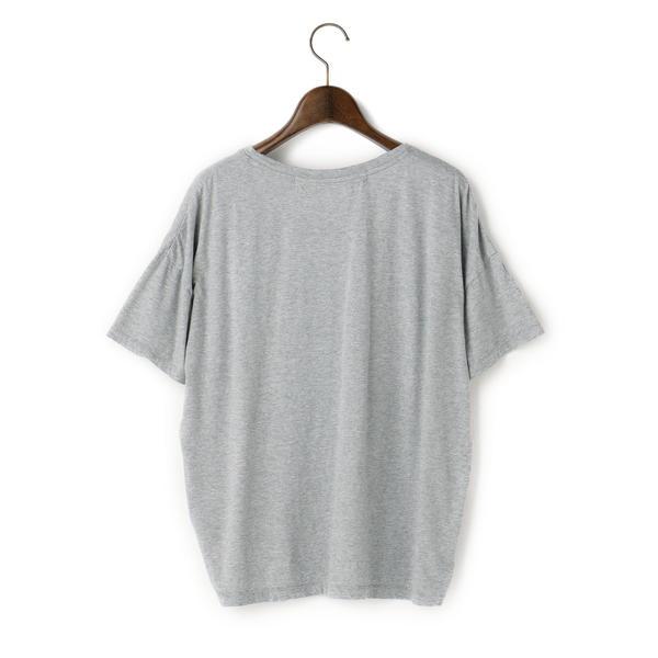 綿モダール 天竺 半袖 Tシャツ