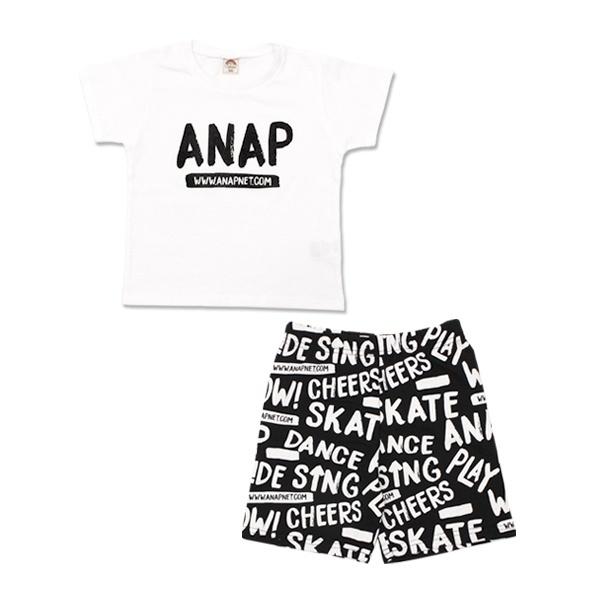 マルイウェブチャネル[マルイ]【セール】Tシャツ+総柄ハーフパンツSET-UP/アナップキッズ&ガール(ANAP KIDS&GIRL)