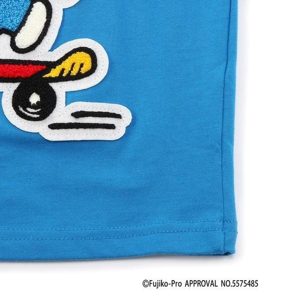 【I'm Doraemon】ドラえもんスケボー長袖Tシャツ (ジュニアサイズ150・160cm) キッズ