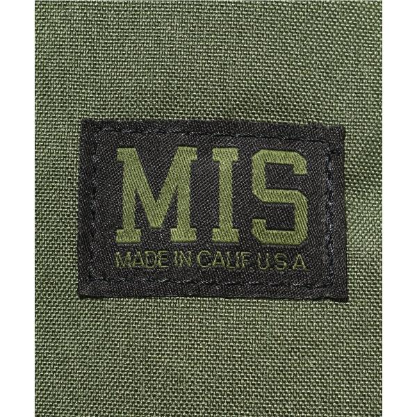 メンズバッグ(MIS / エムアイエス : made in calif.U.S.A UK HELMET BAG)