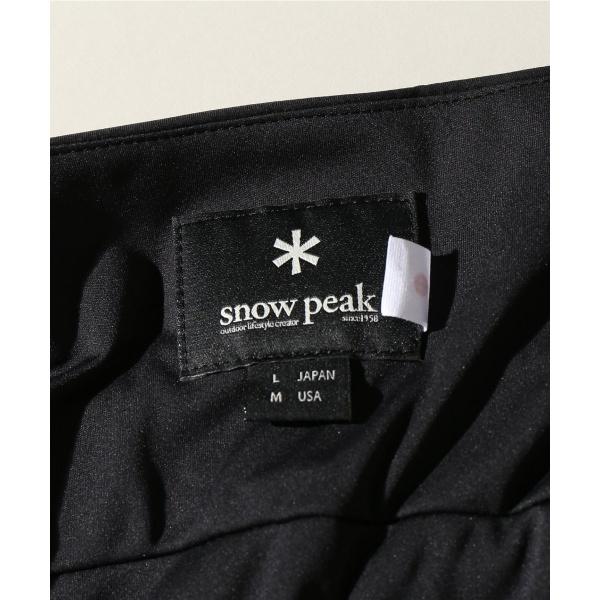 メンズブルゾン(Snow Peak / スノーピーク : Flexible Insulated Cardigan)