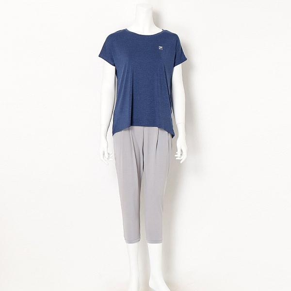 マルイウェブチャネル[マルイ] ヨガウェア【FILA】Tシャツパンツ2点セット/フィラ(FILA)