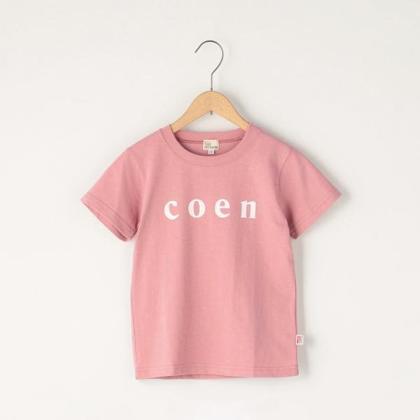 マルイウェブチャネル[マルイ] 【新色登場・KIDS】coen(コーエン)ロゴTシャツ(100-130)/コーエン(キッズ)(coen)