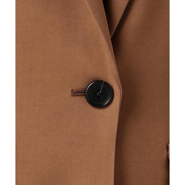 【ICB NY】Crepe Suiting ジャケット