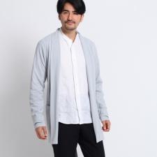(TAKEO KIKUCHI) / Mカーディ タケオキクチ (トライバルカーディガンニット)