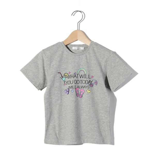 [マルイ]【セール】Tシャツ(リゾートロゴTシャツ)/ザ ショップ ティーケー(キッズ)(THE SHOP TK Kids)