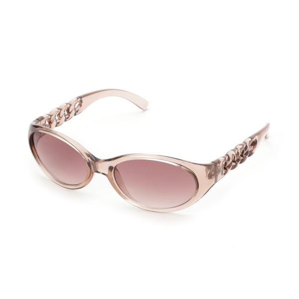 ねじりテンプルファッションサングラス