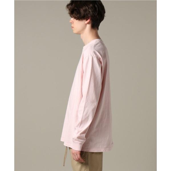 メンズTシャツ(6oz US コットンカラーロンT)