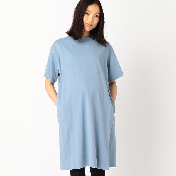 マルイウェブチャネル[マルイ]【セール】Tシャツドレス(マタニティ)/コムサブロンドオフ(COMME CA BLANC D'OEUF)