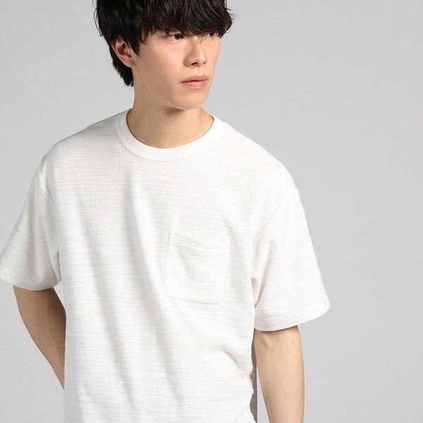 [マルイ]【セール】【BACK NUMBER】スラブパイルTシャツ メンズ/ライトオン(メンズ)(Right-on)