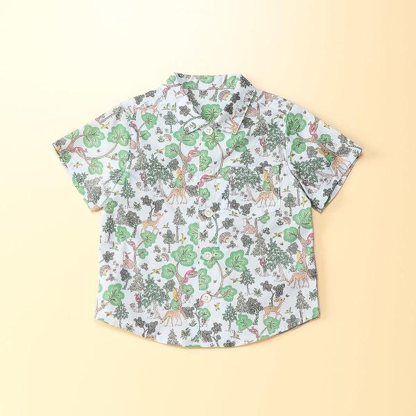 マルイウェブチャネル[マルイ]【セール】リバティプリントシャツ/コムサフォセット(COMME CA FOSSETTE)