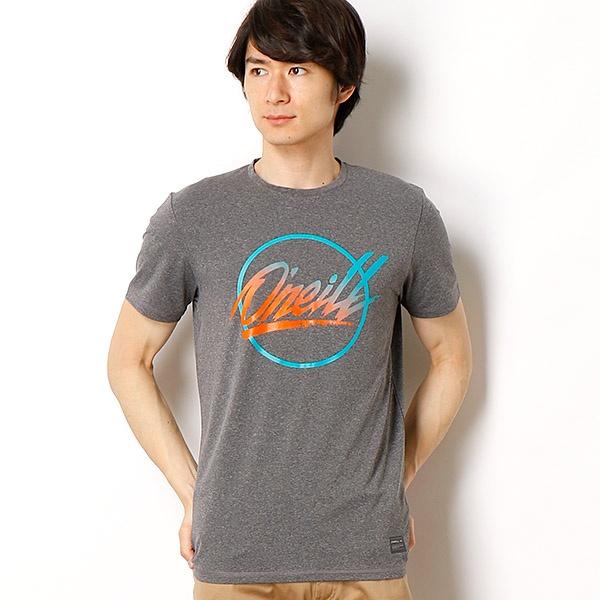 [マルイ] O'NEILL メンズブランドロゴUV Tシャツ(UPF50+)/オニール(水着)(O'NEILL)