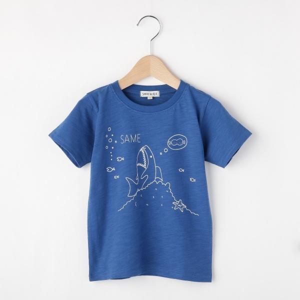 [マルイ]【セール】Tシャツ(サメプリントT)/シューラルー(キッズ)(SHOOLARUE Kids)