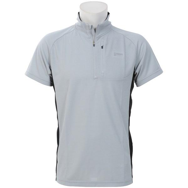 マルイウェブチャネル[マルイ]【セール】トレッキング ハーフジップアップ半袖シャツ/アルパインデザイン(スポーツオーソリティ)(alpine design)