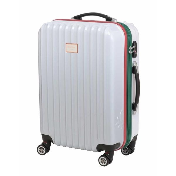 マルイウェブチャネル[マルイ] ベネトンジッパー付きキャリーケース・スーツケース(M) 容量約49L TSAロック/ベネトン レディース(UNITED COLORS OF BENETTON)