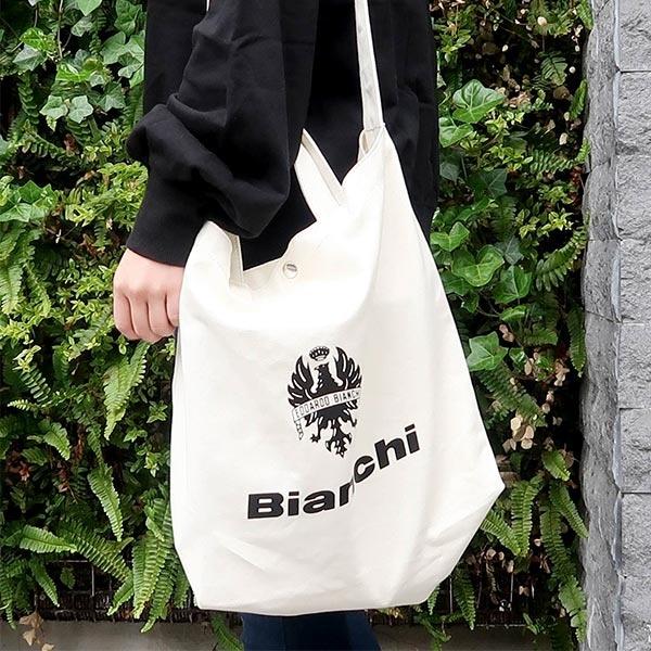 [マルイ] Bianchi(ビアンキ) 2wayキャンバストート/ビアンキ(Bianchi)