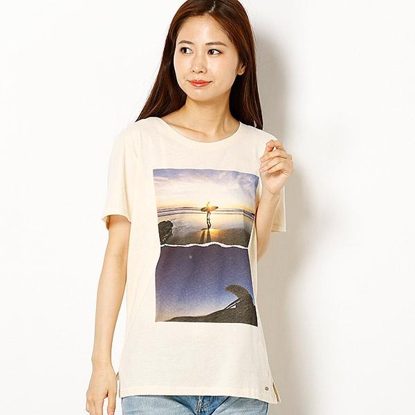 [マルイ] O'NEILL レディースフォトデザインTシャツ/オニール(ONEILL)