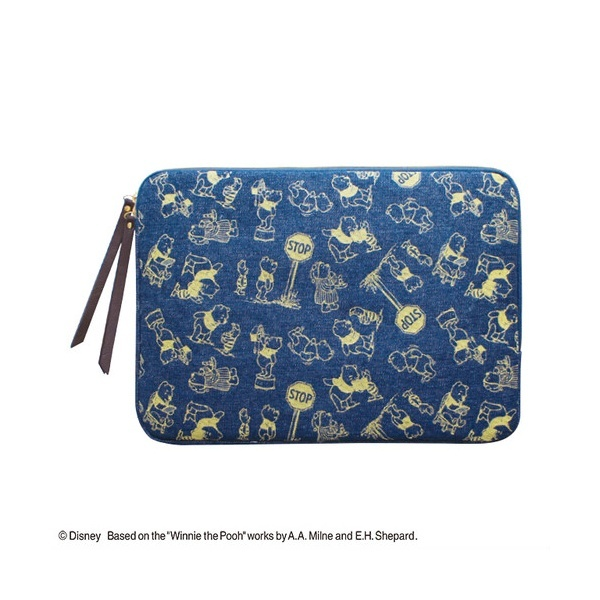 [マルイ] 【YOOY/ヨーイ】PRINT/POOH CARRYING CLUTCH/アコモデ(ACCOMMODE)