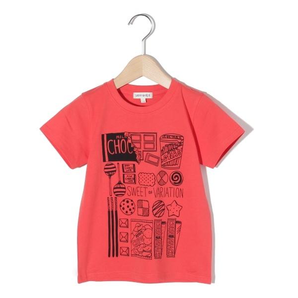 [マルイ]【セール】Tシャツ(手描きおしゃれイラストTシャツ)/シューラルー(キッズ)(SHOOLARUE Kids)