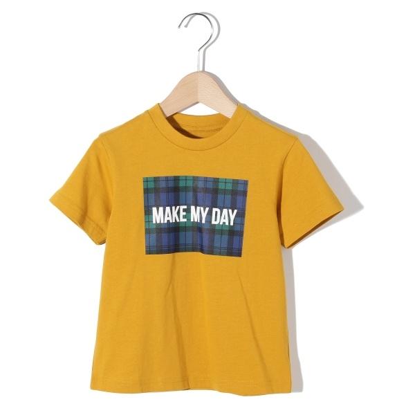 [マルイ]【セール】Tシャツ(チェックロゴTシャツ)/ザ ショップ ティーケー(キッズ)(THE SHOP TK Kids)