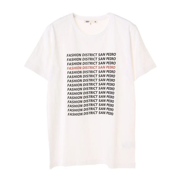 [マルイ]【セール】セブンデイズサンデイ(・小ロゴプリントTシャツ)/セブンデイズサンデイ(メンズ)(SEVENDAYS SUNDAY)