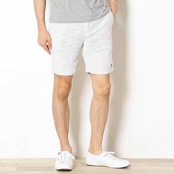 [マルイ]【セール】【AZ by junhashimoto】Slub shorts/アドポーション(ADOPOSION)