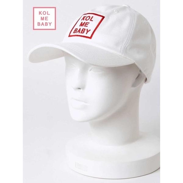 マルイウェブチャネル[マルイ] KOL ME BABY ORIGINALBOXLOGO CAP/コルミーベイビー(NEW)(KOL ME BABY)