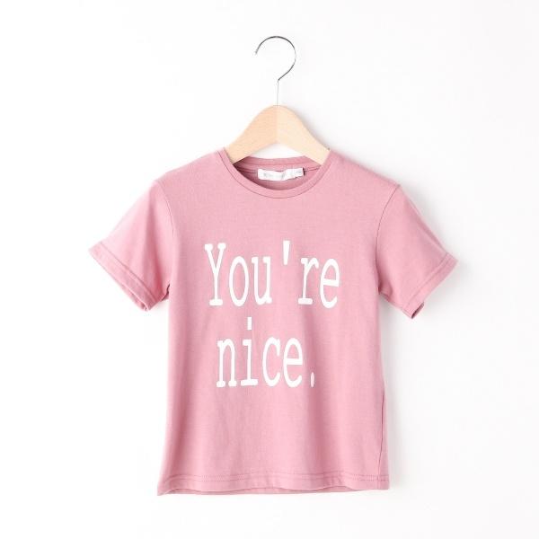 [マルイ]【セール】Tシャツ(【ガールズ】BIGロゴTシャツ)/ザ ショップ ティーケー(キッズ)(THE SHOP TK Kids)