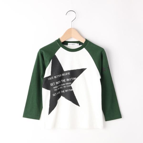 [マルイ]【セール】Tシャツ(【150cmまで】星柄グラフィックロングTシャツ)/ザ ショップ ティーケー(キッズ)(THE SHOP TK Kids)