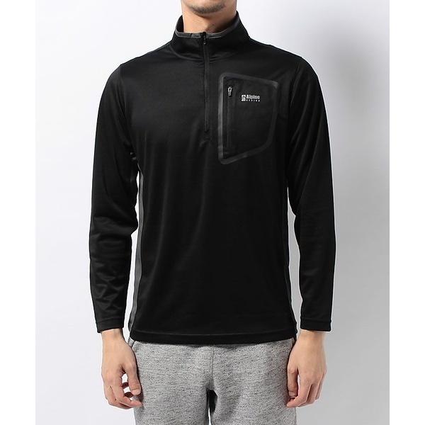 マルイウェブチャネル[マルイ]【セール】トレッキング ジップアップ長袖シャツ/アルパインデザイン(スポーツオーソリティ)(alpine design)