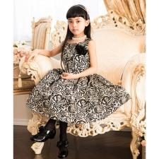 a11d65c72bdb2 ローズ織りラメジャガードドレス/キャサリンコテージ(Catherine Cottage)