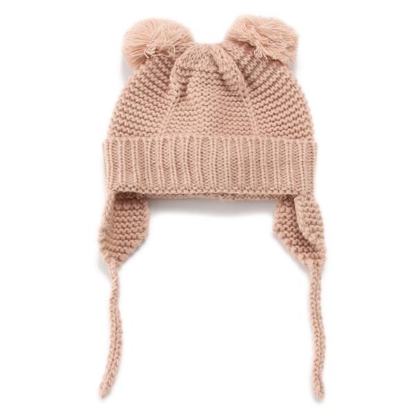 マルイウェブチャネル[マルイ]【セール】お耳つきワッチニット帽/プティマイン(petit main)