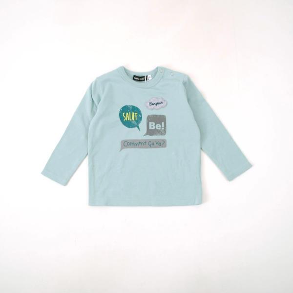 マルイウェブチャネル[マルイ]【セール】スムース吹き出しプリントTシャツ/べべ(BeBe)