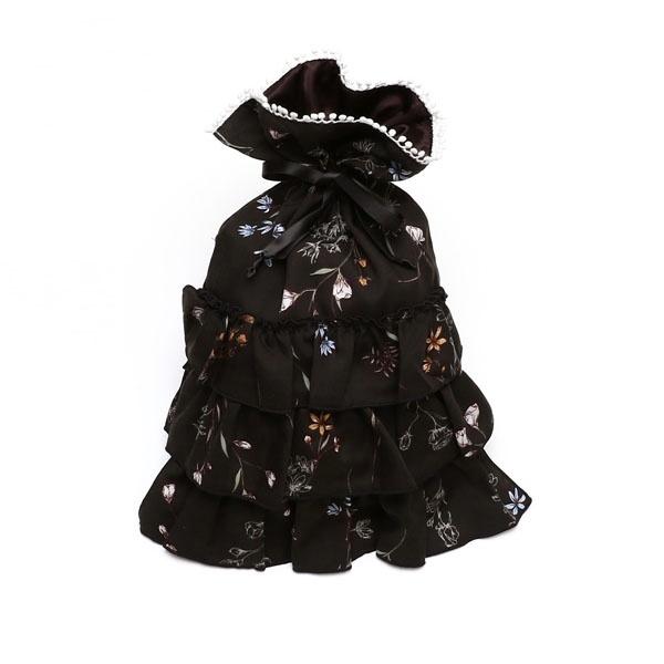 マルイウェブチャネル[マルイ]【セール】フラワー柄巾着/コクーニスト(Cocoonist)