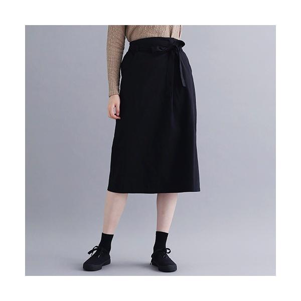 マルイウェブチャネル[マルイ]【セール】ウエストリボンコットンナロースカート1704/メルローイキュー(merlotIKYU)