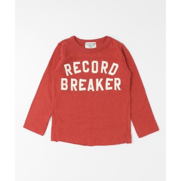 マルイウェブチャネル[マルイ]【セール】レディスTシャツ(DENIM DUNGAREE テンジク RECORD Tシャツ(KIDS))/アーバンリサーチ ドアーズ(レディース)(URBAN RESEARCH DOORS)
