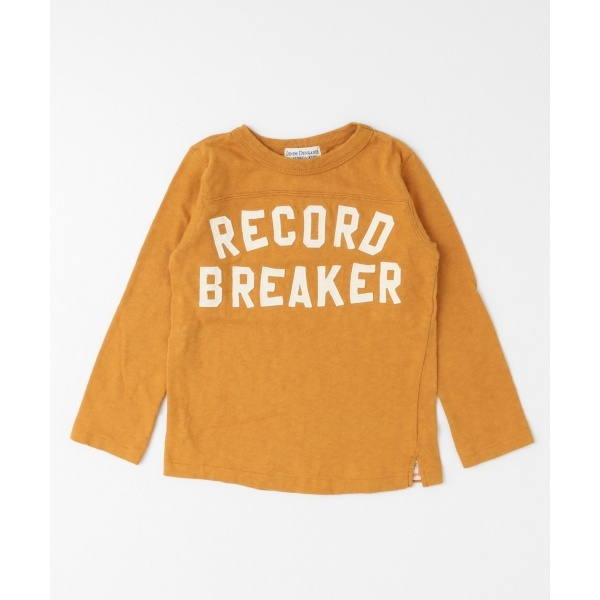 マルイウェブチャネル[マルイ] レディスTシャツ(DENIM DUNGAREE テンジク RECORD Tシャツ(KIDS))/アーバンリサーチ ドアーズ(レディース)(URBAN RESEARCH DOORS)