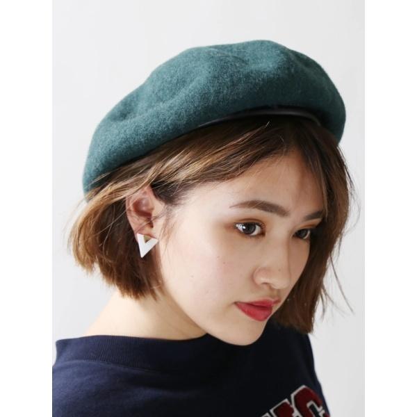 [マルイ]【セール】WEGO/パイピングベレー帽/ウィゴー(レディース)(WEGO)